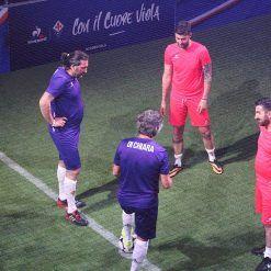 Partita calcetto torneo Le Coq Sportif