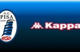 Kappa sponsor Pisa