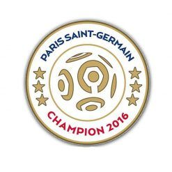 Patch PSG Ligue 1 2016-17