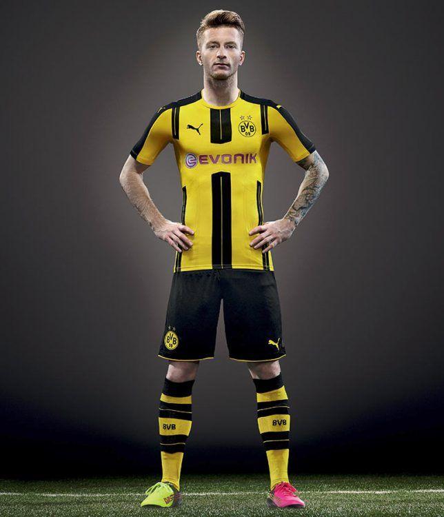 Marco Reus, divisa Borussia Dortmund 2016-17