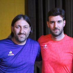 Saverio Soccerstyle24 con bomber Riganò
