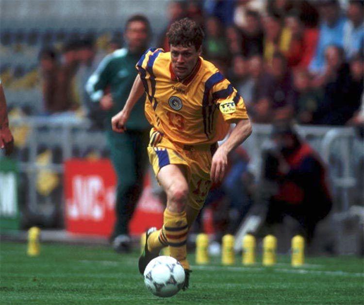 La Romania a Euro 1996