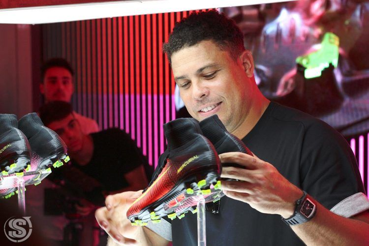 Ronaldo a Nike The Science of Speed