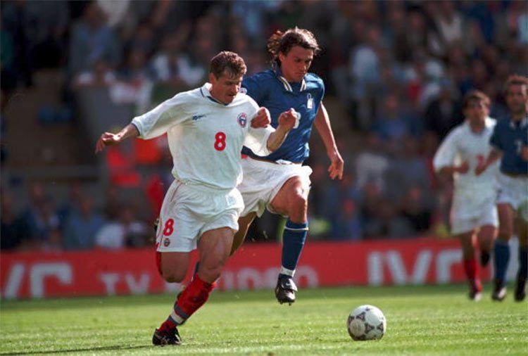 Russia-Italia euro 1996