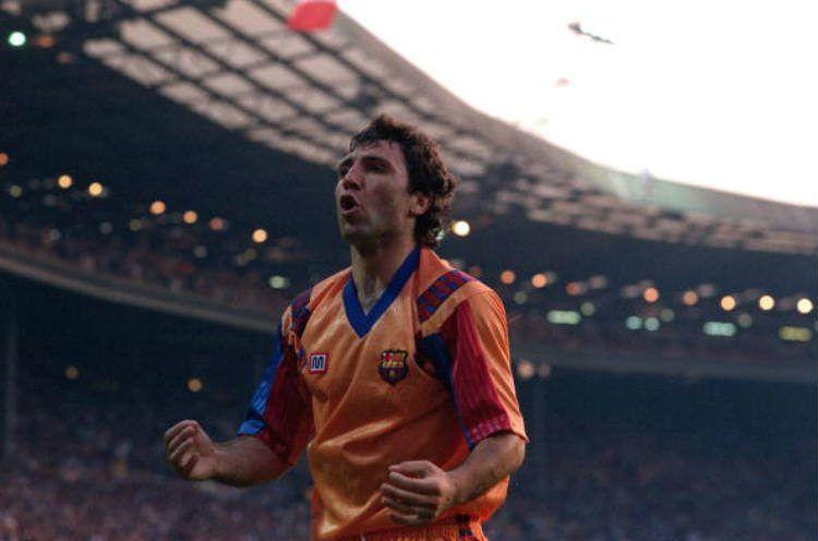 Stoichkov finale Barcellona-Sampdoria 1991-92