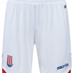 Stoke City pantaloncini bianchi 2016-2017