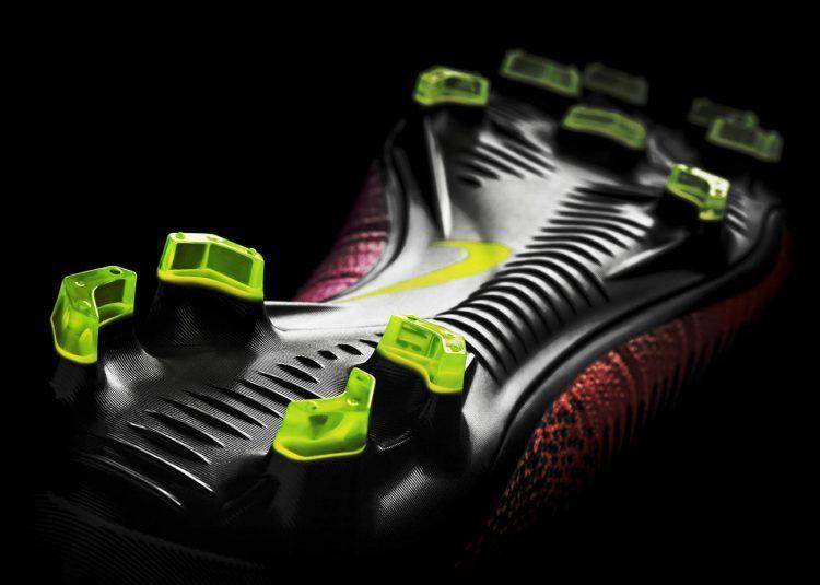 La nuova suola delle scarpe Mercurial