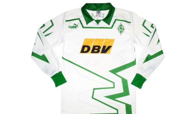 Maglia Werder Brema 1992-1993