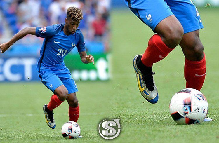 Kingsley Koman (Francia) - Nike Mercurial Superfly Heritage