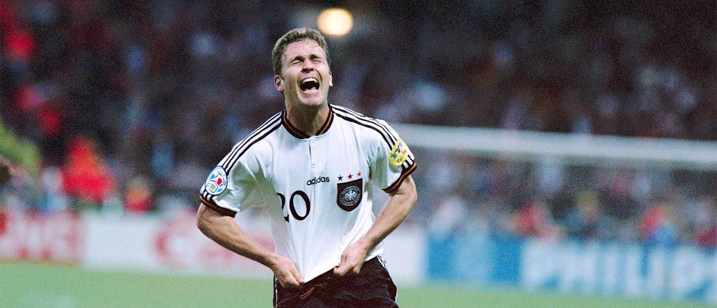 Euro 1996, Bierhoff e la Germania trionfano