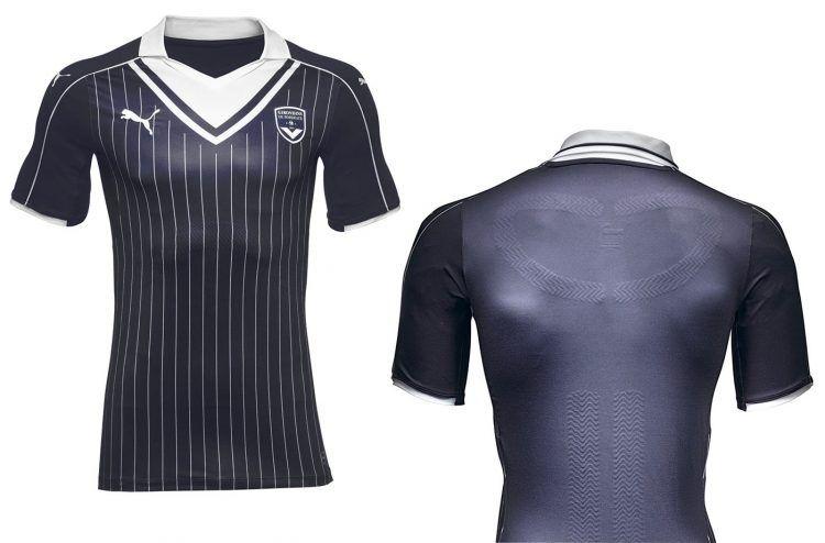 Maglia Bordeaux 2016-17 Puma