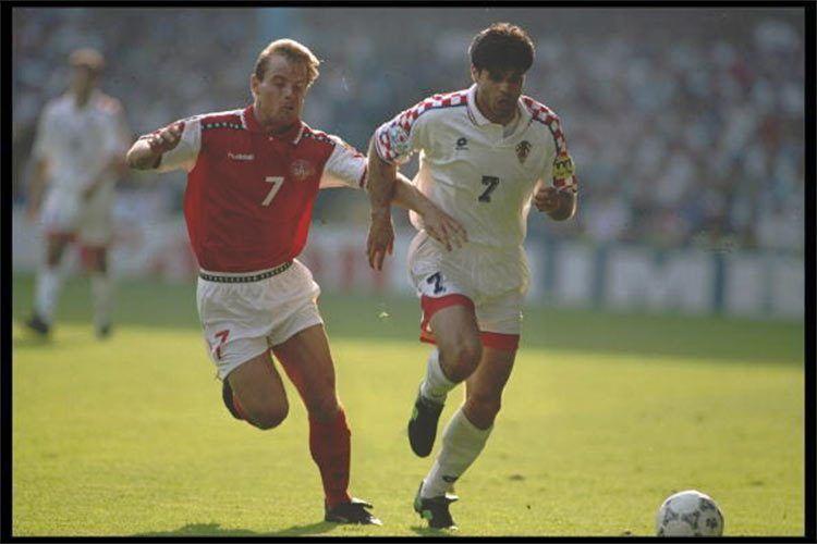 Danimarca-Croazia Europei 1996