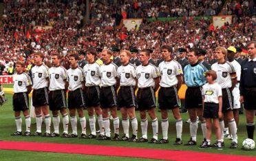 Formazione Germania, finale Europei 1996