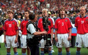 Formazione Rep. Ceca, finale Europei 1996