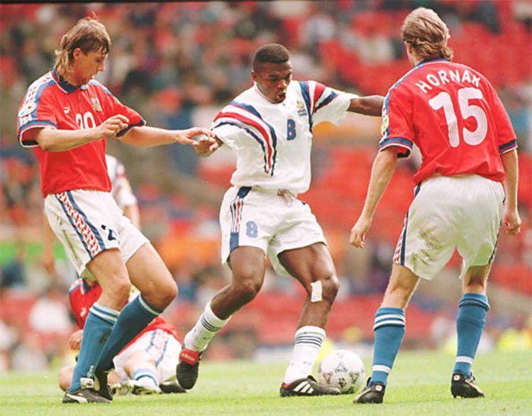 Francia-Rep. Ceca, semifinali 1996 europei