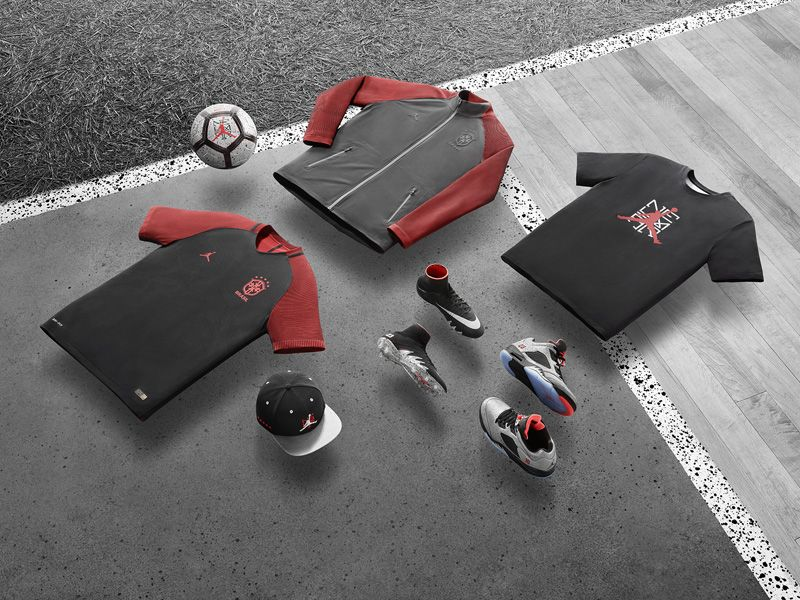 Collezione Nike Hypervenom Jordan