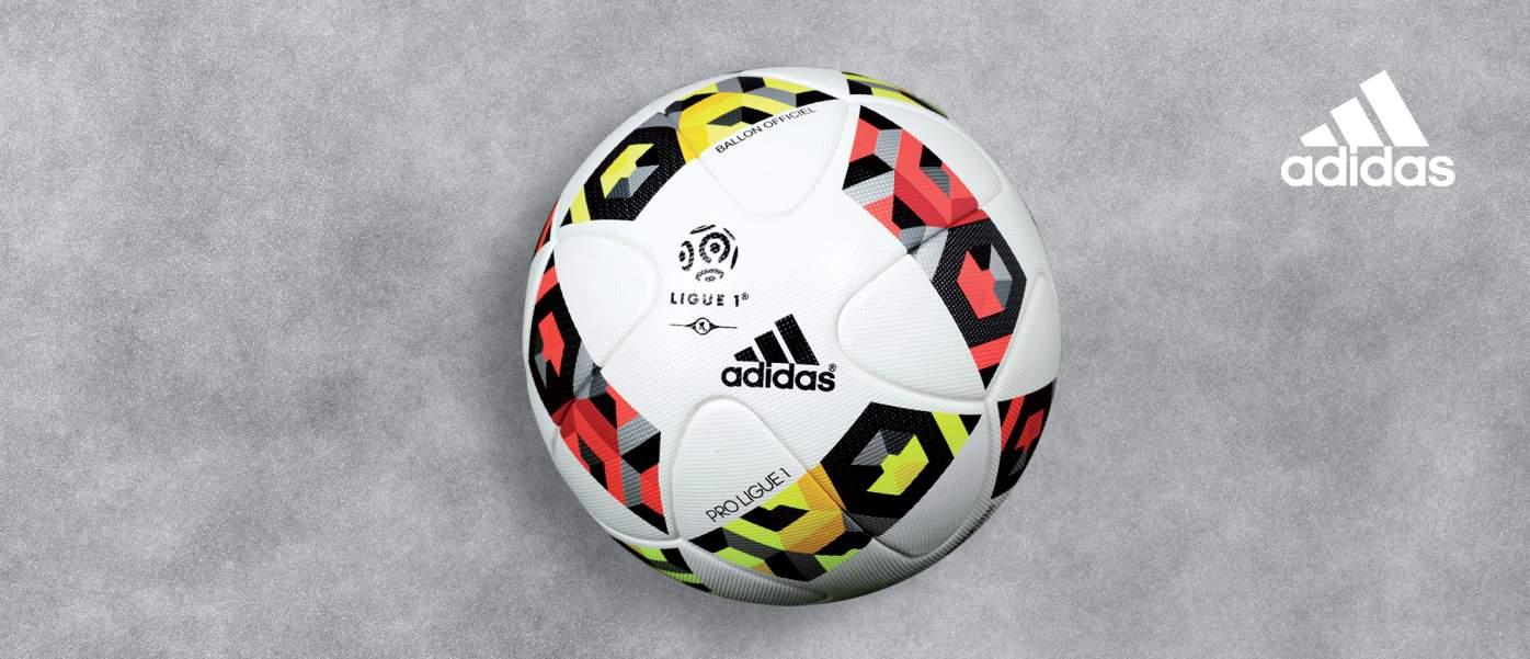 Ligue 1 pallone adidas 2016-17