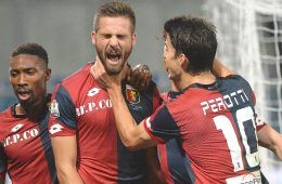 Genoa rinnovo sponsor Lotto