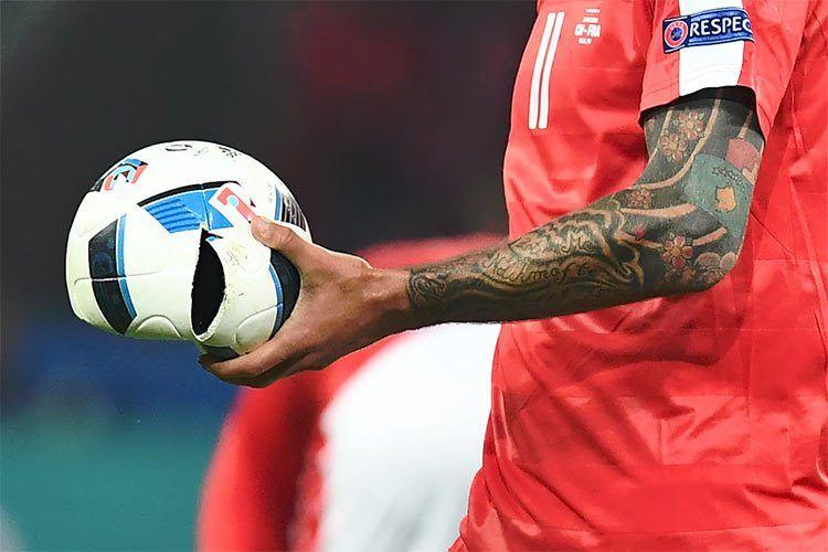 Pallone bucato in Svizzera-Francia