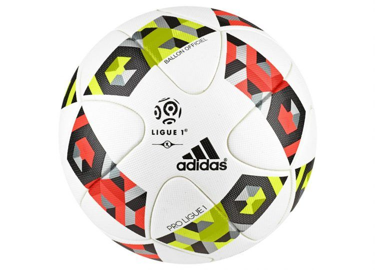 Pallone Ligue 1 2016-2017 adidas