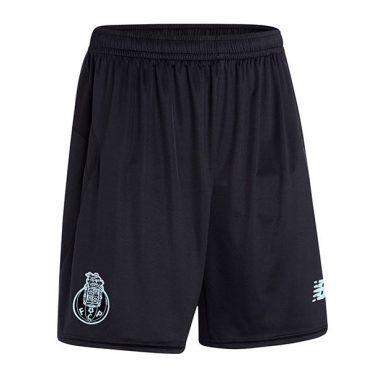 Pantaloncini Porto neri away 2016-17