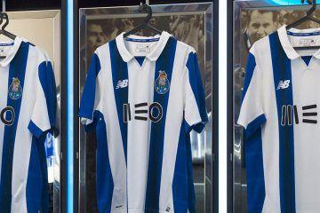 Presentazione nuova maglia Porto 2016-17