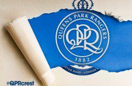 Nuovo logo Queens Park Rangers