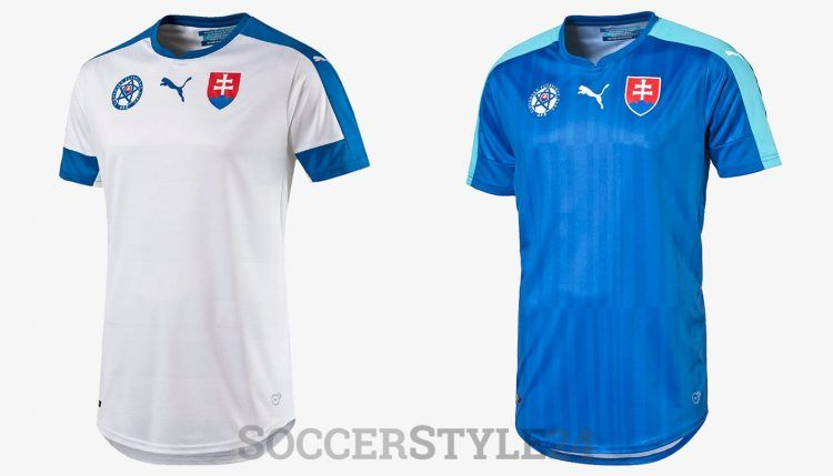 Maglie Slovacchia Euro 2016 Puma