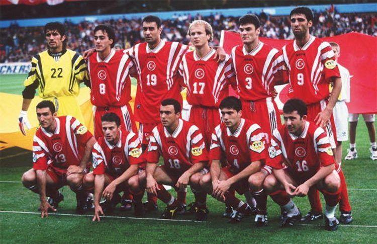 La Turchia a Euro 1996