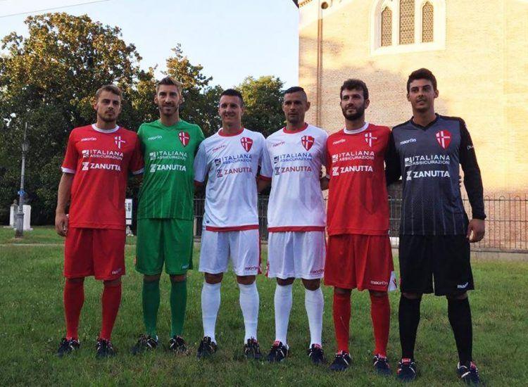 Maglie Padova Calcio 2016-2017 Lega Pro