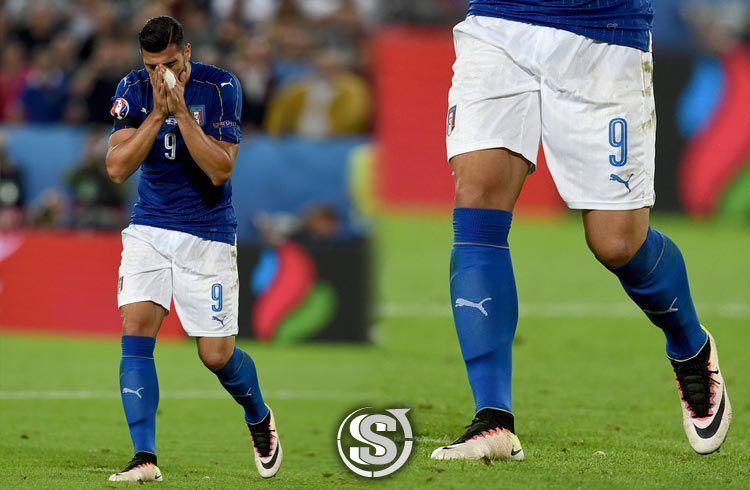 Graziano Pellè (Italia) - Nike Mercurial Superfly IV