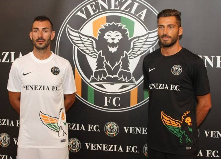 Venezia Nike nuove maglie