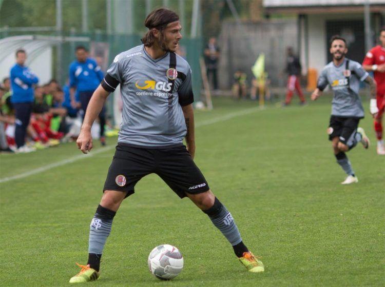 Maglia Alessandria 2016-2017 home