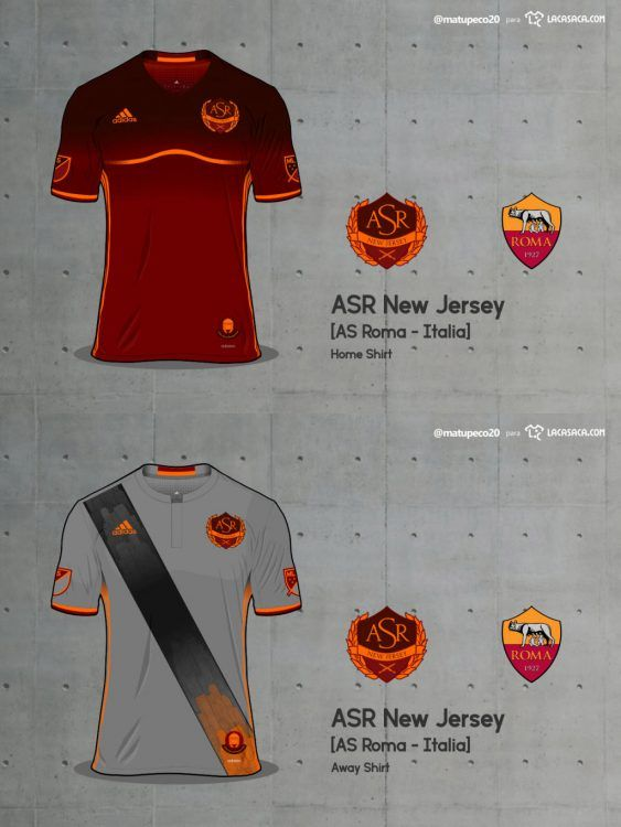 ASR New Jersey Home Away