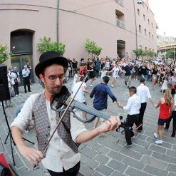 Spettacolo musicale e danzante presentazione Genoa