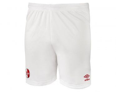 Pantaloncini Bari 2016-17 bianchi home