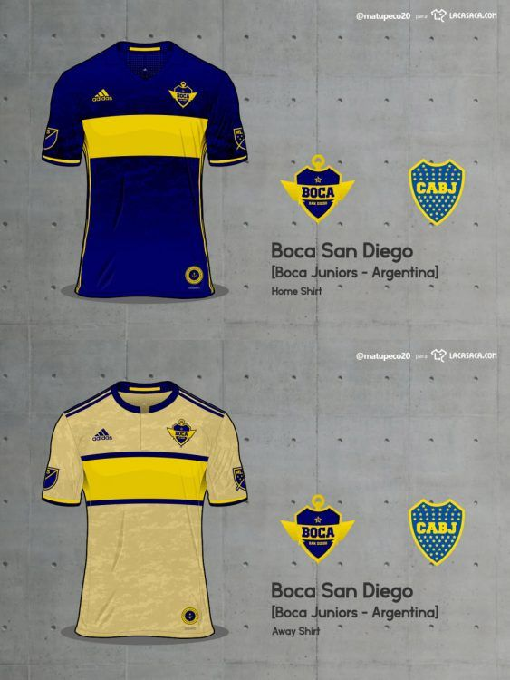 Boca San Diego Home Away