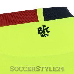 Ricamo BFC 1909, maglia Bologna away