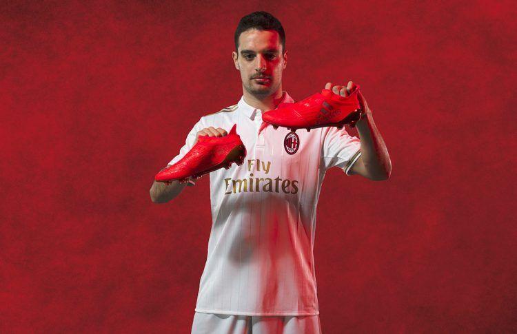 Bonaventura kit away Milan