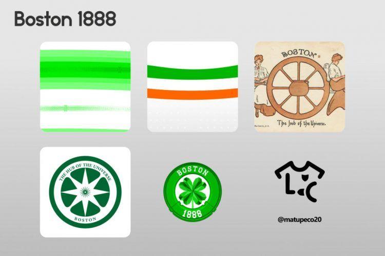 Boston 1888 Kit Dettagli