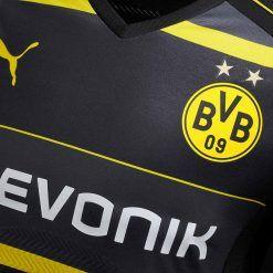 Dettaglio maglia away Borussia Dortmund 16-17