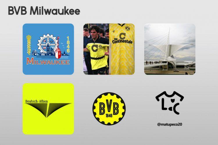 BVB Milwaukee Kit Dettagli