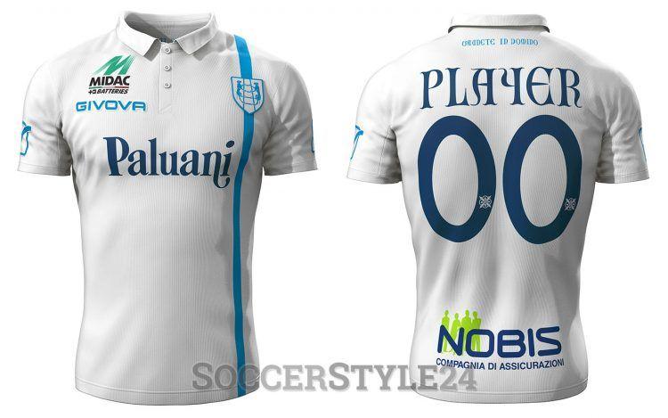 ChievoVerona terza maglia bianca 2016-17