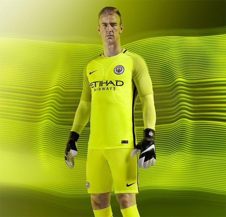Hart maglia portiere Manchester City 2016-17