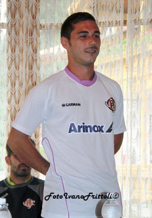 Seconda maglia Cremonese 2016-2017