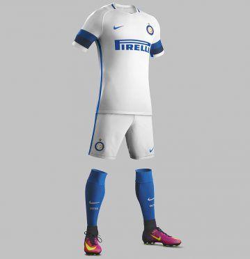 Divisa Inter 2016-2017 away Nike