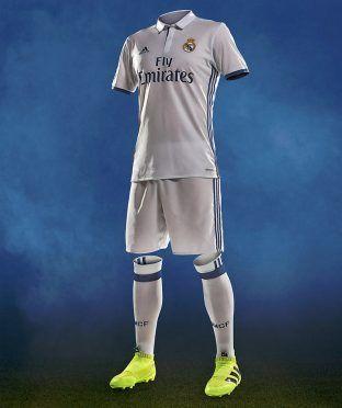 Divisa Real Madrid 2016-17 home