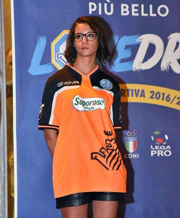 Fidelis Andria terza maglia 2016-2017