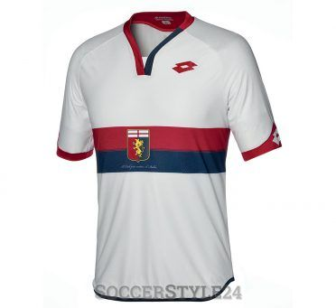 Seconda maglia Genoa 2016-2017