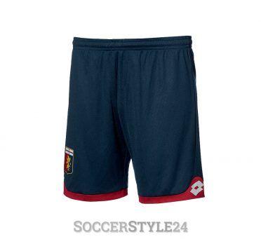 Pantaloncini Genoa third blu 16-17